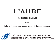 L'Aube Song Cycle