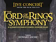 The Lord of the Rings Symphony – Boston