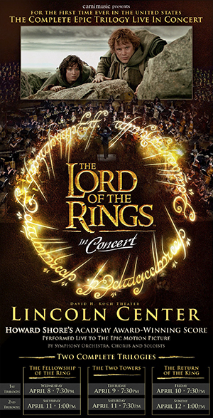 The Ring Vienna S Casual Luxury Hotel Vienna: THE LORD OF THE RINGS (LIVE PROJECTION CONCERTS IN VIENNA