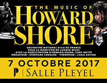 Music of Howard Shore